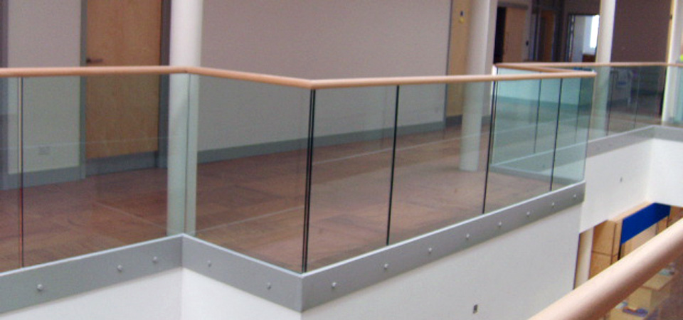 Structural Glass Balustrade Amp Frameless Glass Systems