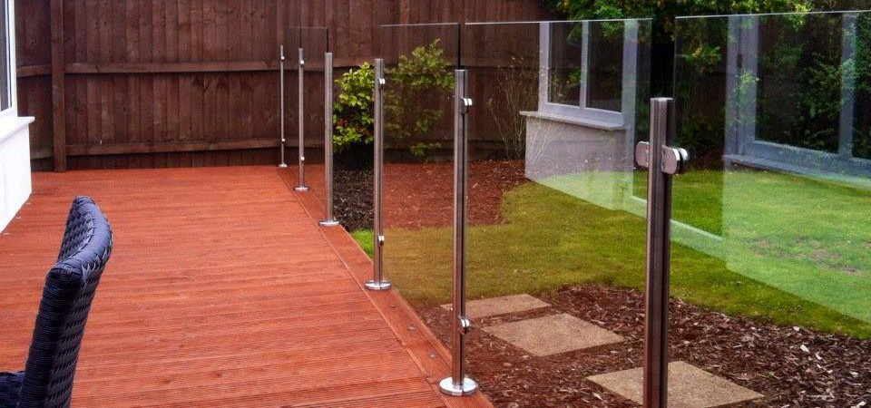 Terrace U0026 Patio Balustrades : The Glass Balustrade Company