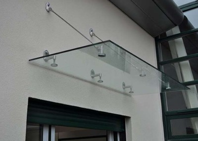Interior Glass Balustrade