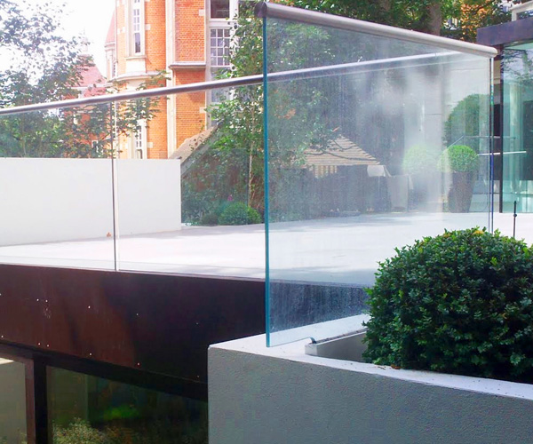 Structural Frameless Glass Systems : Glass balustrades balustrade systems