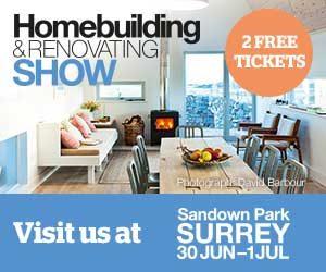 Free Tickets to Homebuilding & Renovating Show Sandown