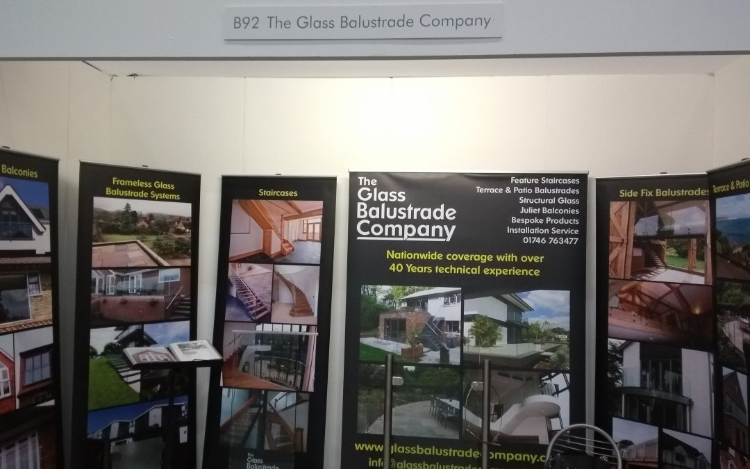 Glass Balustrade Company At Grand Designs Check Us Out