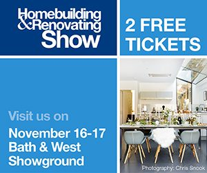 TWO FREE TICKETS HOMEBUILDING & RENOVATING SHOW BATH